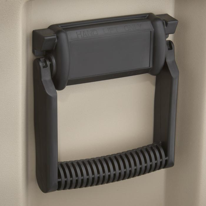 AP2313-1005_AMERIPACK_BLACK_PLASTIC_HANDLE