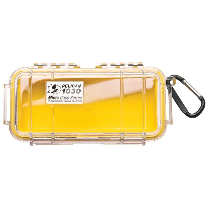 Pelican_1030_Micro_Case_Yellow