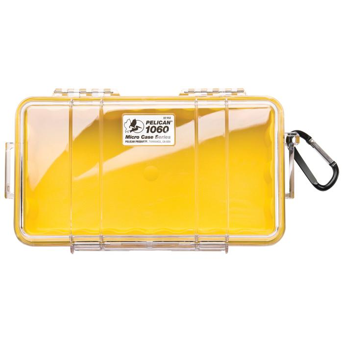 Pelican_1060_Micro_case_clear_yellow